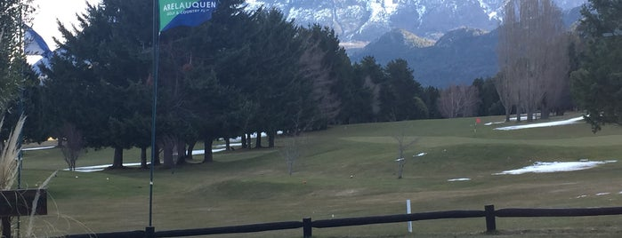Arelauquen Golf & Country Club is one of Bariloche.