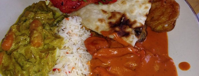 Nirlep Indian Restaurant is one of Favorites.