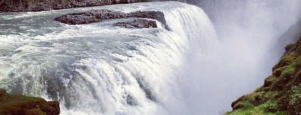 Gullfoss is one of Part 1 - Attractions in Great Britain.