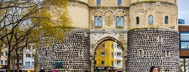 Hahnentorburg is one of Sightseeing in Cologne.