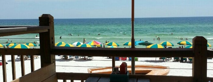 The Back Porch is one of Destin.