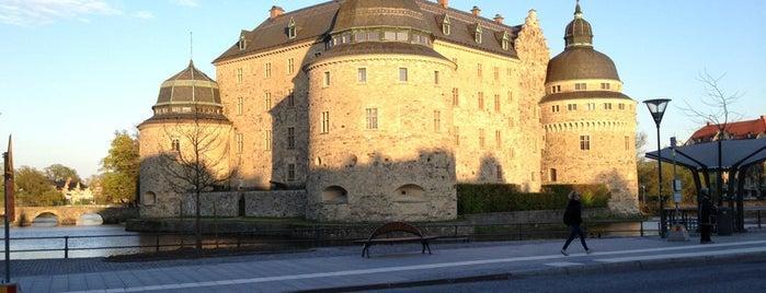 Örebro is one of Lieux qui ont plu à Anna.