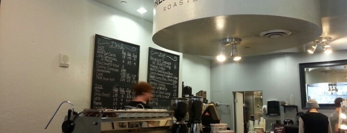 Press Coffee - Scottsdale Quarter is one of PHX.