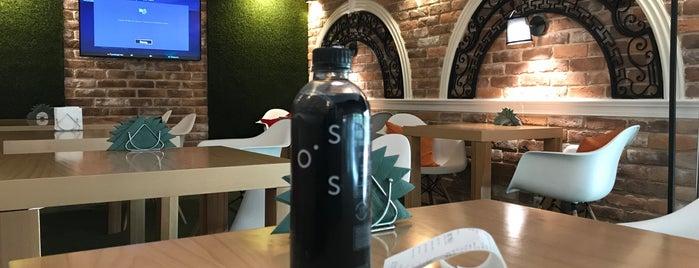 I Кафе is one of Orte, die Ksu gefallen.