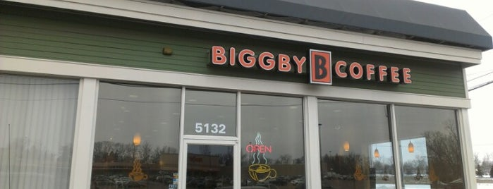 BIGGBY COFFEE is one of Kalamazoo.