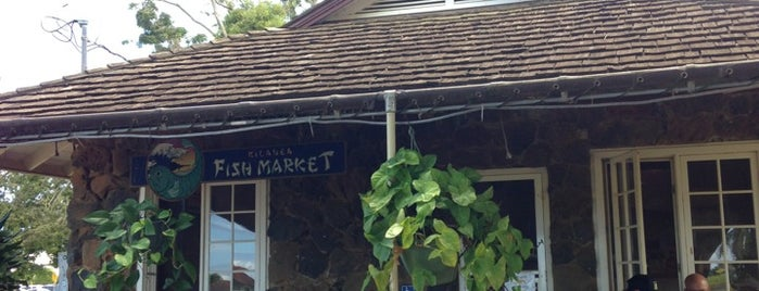 Kilauea Fish Market is one of Kauai.