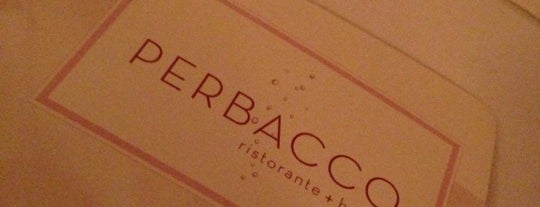 Perbacco is one of 7x7 Big Eat SF 2013.