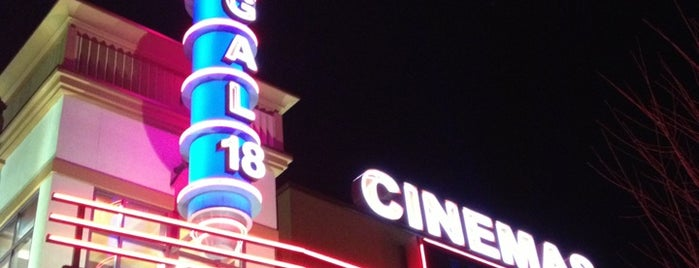 Regal Bridgeport Village ScreenX & IMAX is one of Locais curtidos por Rosana.
