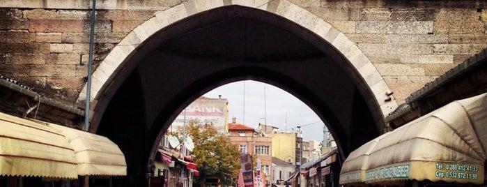 Kubbeler Altı is one of Edirne Gezisi.