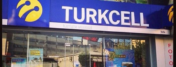 Vefa Turkcell Iletisim Merkezi is one of สถานที่ที่ Levent ถูกใจ.