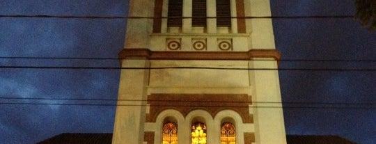 Catedral Metropolitana de São Sebastião de Ribeirão Preto is one of Tempat yang Disukai Helem.