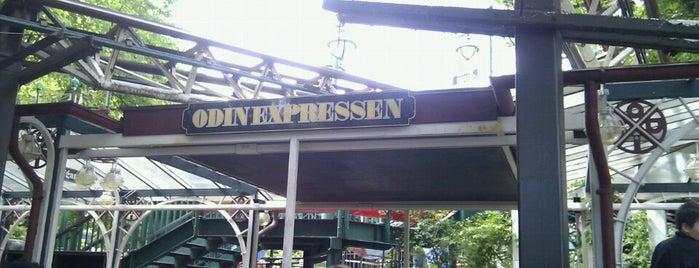 Odin Expressen is one of Around The World: Europe 4.