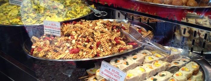 La Salumeria Bruno E Franco is one of Bologna.