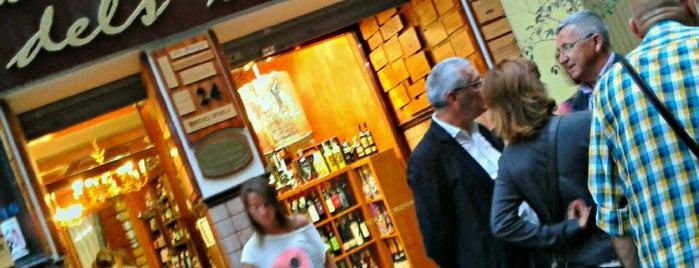 la cambra dels vins (tienda De vinos). is one of Moraima en España.
