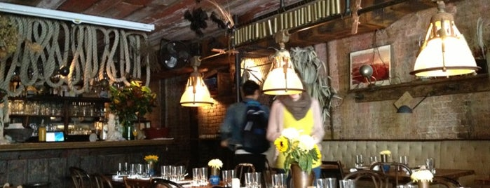 Edi & The Wolf is one of NYC Restaurants.