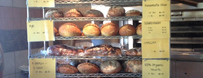 Sage Bakehouse is one of Santa Fe.