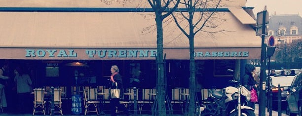 Le Royal Turenne is one of Paris/nice/france.