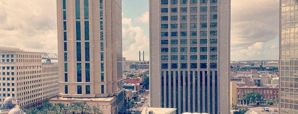 DoubleTree by Hilton Hotel New Orleans is one of Places I've stayed.