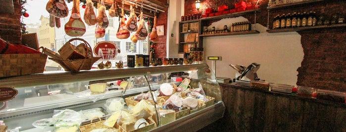 Don Giulio Salumeria (Prodotti Italiani) is one of Food addiction.