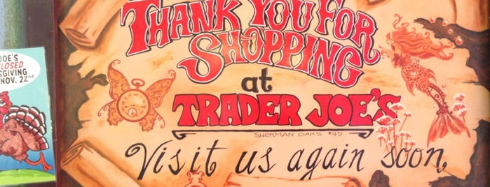 Trader Joe's is one of Kate 님이 좋아한 장소.