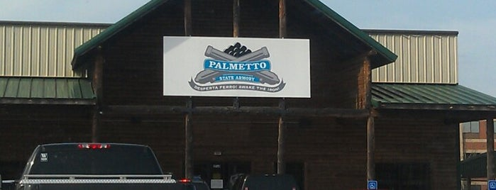 Palmetto State Armory is one of Lieux qui ont plu à Melissa.