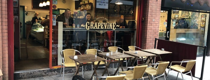 Grapevine is one of Belfast.