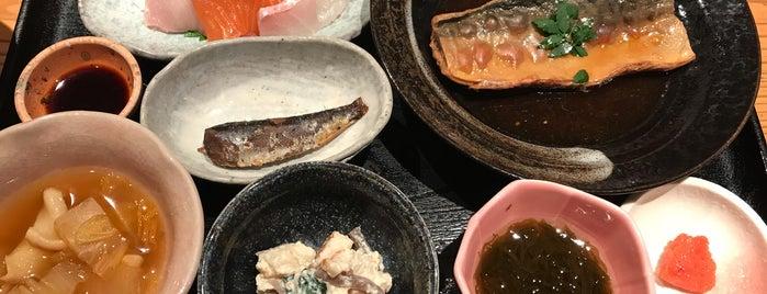 魚河岸 宮武 is one of Locais curtidos por y.hori.