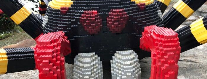 Pharaoh's Revenge is one of Legoland list.