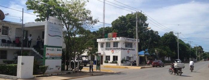 Pueblo Leona Vicario is one of สถานที่ที่ Iñigo ถูกใจ.