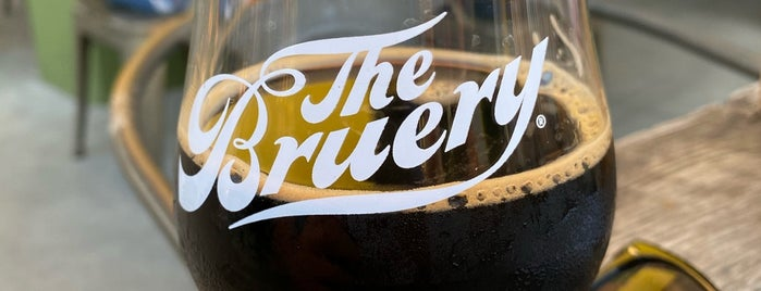 Bruery Terreux Tasting Room is one of LAX.