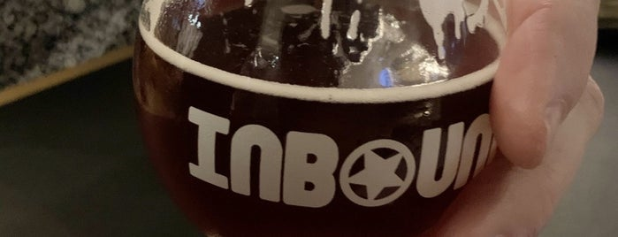 Inbound BrewCo is one of New Minneapolis Breweries.