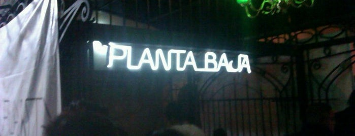 Planta Baja is one of Lieux sauvegardés par MariaJose.