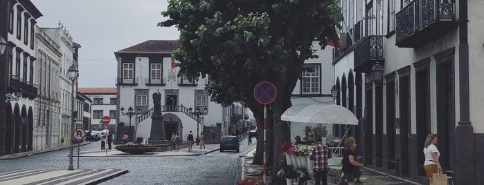 Ponta Delgada is one of Azoren 2013.