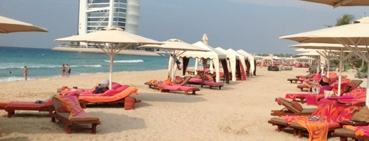 Al Qasr Beach is one of Dubai.