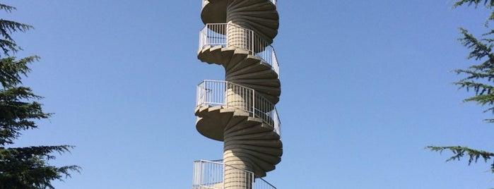 Razgledni stolp is one of Slovénie.
