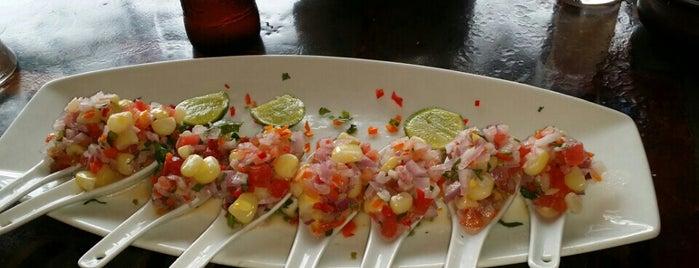 Restaurante Mirasol is one of Tempat yang Disimpan Lorena.