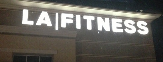 LA Fitness is one of Lugares favoritos de Ryan.