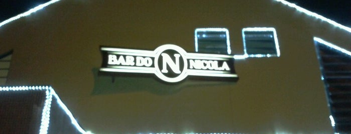 Bar do Nicola is one of Locais curtidos por Lara.