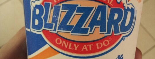 Dairy Queen is one of william'ın Kaydettiği Mekanlar.