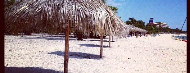 Playa Ancón is one of CUBA i.