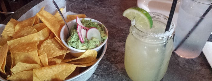 Bakersfield Mass Ave is one of 40 Excellent Places to Drink Margaritas.