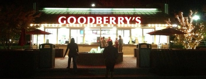 Goodberry's Frozen Custard is one of RDU Baton - Raleigh Favorites.