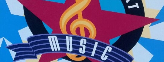 Disney's All-Star Music Resort is one of 4 emeric Florida.