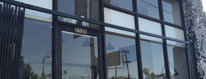 KILLSPENCER work/shop is one of LA To Do.