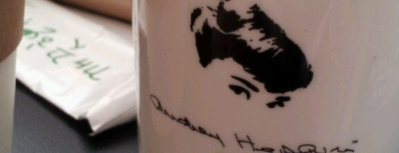 Audrey Hepburn Cafe is one of When in Seoul.