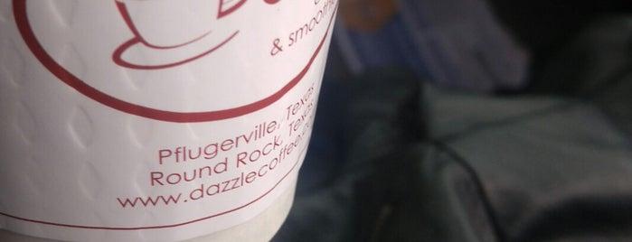 Dazzle Coffee is one of Locais salvos de Rebecca.