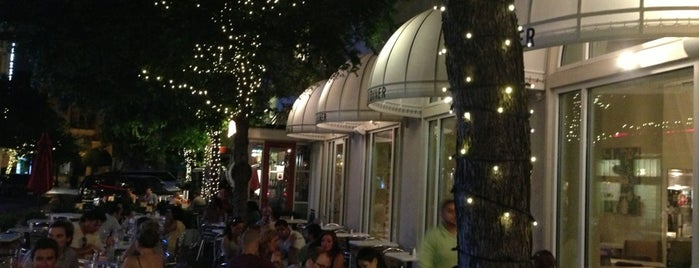 Taco Diner is one of Outdoor Bars in Dallas.