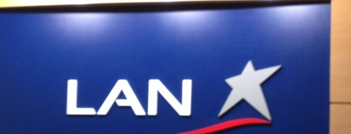 Latam Airlines is one of Rodrigo 님이 좋아한 장소.