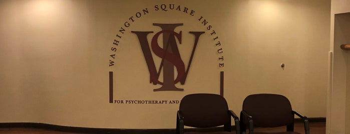 Washington Square Institute is one of JULIEさんの保存済みスポット.