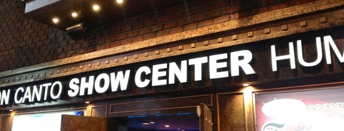 Show Center is one of Locais salvos de Gerardo.